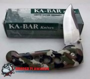 KaBar International Side Lock, #2783